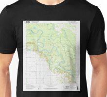 USGS TOPO Map Arkansas AR Crocketts Bluff 258270 1967 24000 Unisex T-Shirt