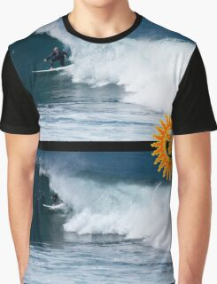 Getting Tubed Graphic T-Shirt