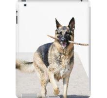 German sheperd iPad Case/Skin