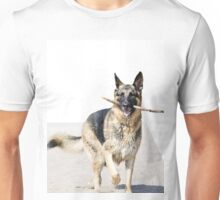 German sheperd Unisex T-Shirt
