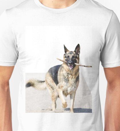 German sheperd Unisex T-Shirt