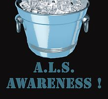 Ice bucket challenge A.L.S. Awareness by MNA-Art