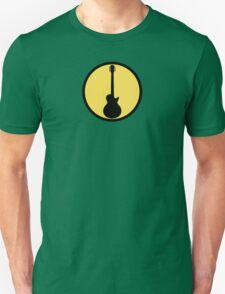 Les paul yellow black Unisex T-Shirt