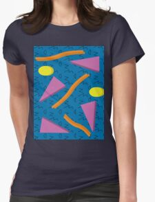 Retro Redo Womens Fitted T-Shirt