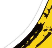 Big Yellow Banana Sticker