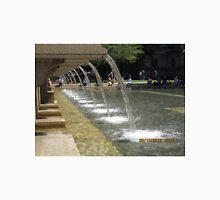 Fountain at Copley Place Boston MA Unisex T-Shirt