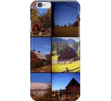 Barns.... iPhone Case/Skin