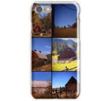 Barns.... iPhone Case/Skin