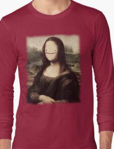 Mona Lisa ditto Long Sleeve T-Shirt