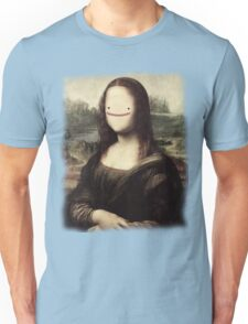 Mona Lisa ditto Unisex T-Shirt