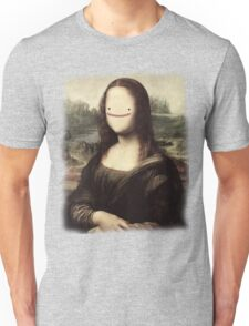 Mona Lisa ditto Unisex T-Shirt