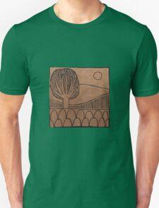 Copper Sunrise T-Shirt