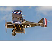 Royal Aircraft Factory SE5a F904 G-EBIA Photographic Print