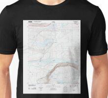 USGS TOPO Map Arkansas AR Atkins 20110721 TM Unisex T-Shirt
