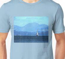 Sailing To Harlech 2 Unisex T-Shirt