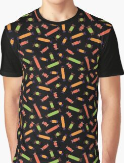 Candy falls Graphic T-Shirt