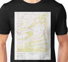 USGS TOPO Map Arkansas AR Abbott 257833 1948 24000 Unisex T-Shirt