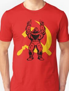 Zangief The Red Cyclone T-Shirt