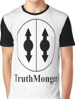 Percy Sly-A.I.O. Guardian God-TruthMonger Graphic T-Shirt