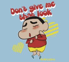 Don't give me that look Baby Tee