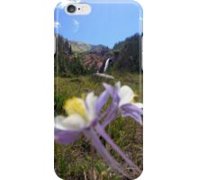 Colorado Columbine iPhone Case/Skin