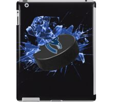 Vancouver Canucks Puck iPad Case/Skin