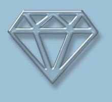 Super Diamond Symbol  Kids Tee