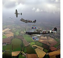 Spitfire sweep Photographic Print
