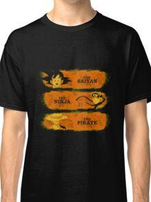 Naruto - Heroes Classic T-Shirt