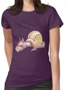 Pet Snagon  Womens Fitted T-Shirt