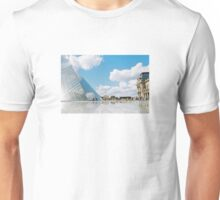 Paris. The Louvre. France . Photography ® Unisex T-Shirt