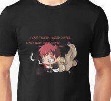Naruto - I Can't Sleep Unisex T-Shirt