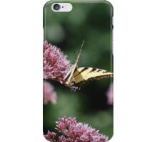 On the wings of summer iPhone Case/Skin