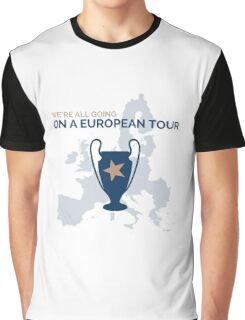 LCFC - We're all going on a european tour Graphic T-Shirt