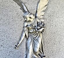 Angel in the Austrian Alps by Lee d'Entremont