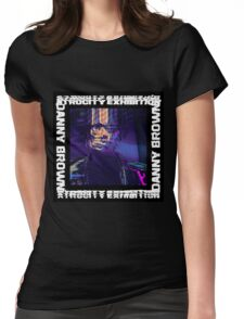 Danny Brown - Atrocity Exhibition Womens Fitted T-Shirt