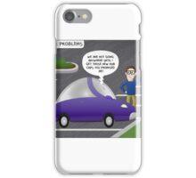 Smart Car Problems iPhone Case/Skin