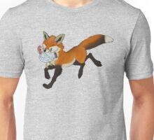Fox gets all the Chicks Unisex T-Shirt