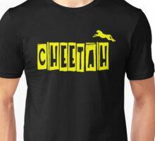 Cheetah Brand Name Logo Unisex T-Shirt
