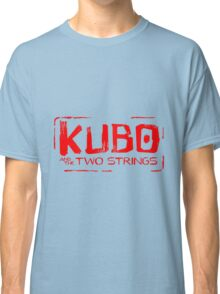 KUBO AND THE TWO STRINGS Classic T-Shirt
