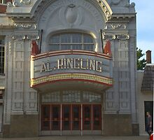 Al Ringling Theater by Timothy  Ruf