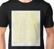USGS TOPO Map Arkansas AR Boston 258022 1973 24000 Unisex T-Shirt
