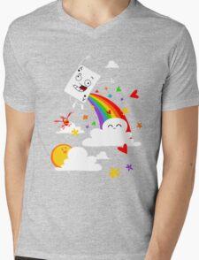 Ace of Spades FTW Mens V-Neck T-Shirt