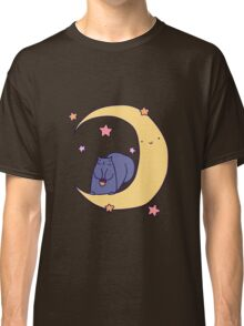 Moon Squirrel Classic T-Shirt