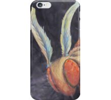 Galactic Moth iPhone Case/Skin