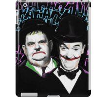A Pair of Jokers iPad Case/Skin