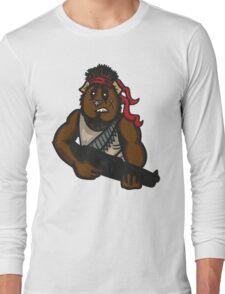 Action Guinea Pig Long Sleeve T-Shirt