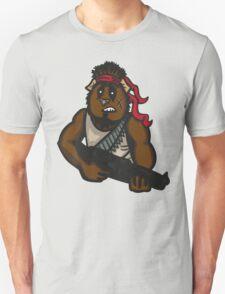 Action Guinea Pig Unisex T-Shirt