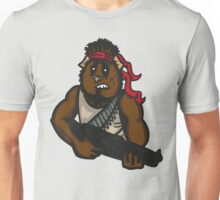 Action Guinea Pig Unisex T-Shirt