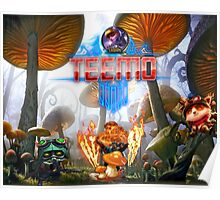 TEEMO / League Of Legends Poster